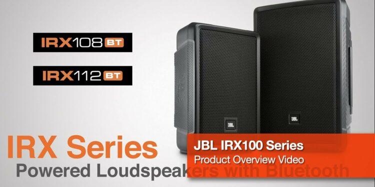 NAMM 2020: беспроводные акустические системы JBL IRX поступят впродажу вфеврале
