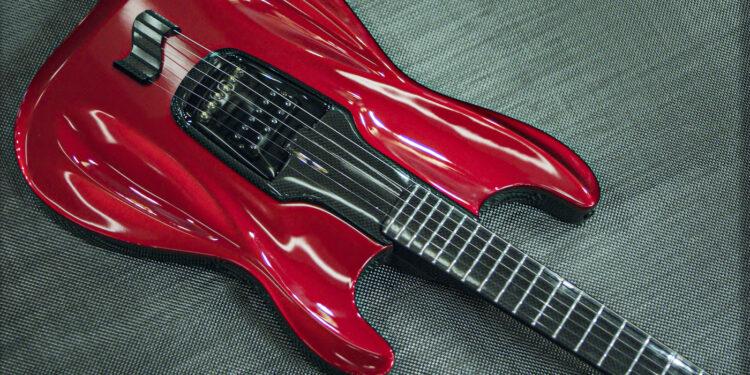 Fender Saleen Stratocaster 1