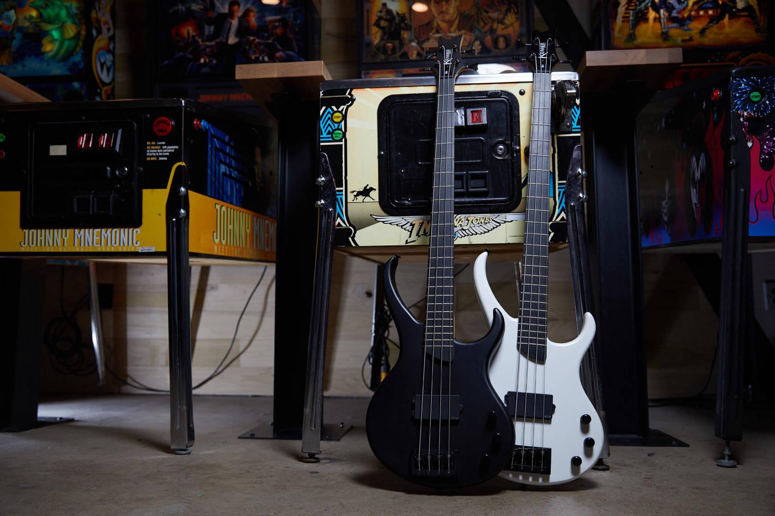 Бас-гитара Kramer D-1