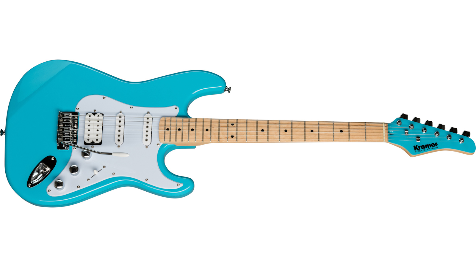 Kramer Focus VT-211S Candy Blue