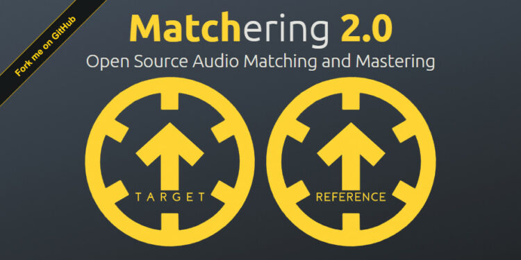 Онлайн-мастеринг Matchering 2.0