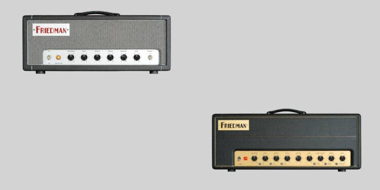 Гитарные эмуляторы Plugin Alliance Friedman BE-100, Plugin Alliance Friedman DS-40