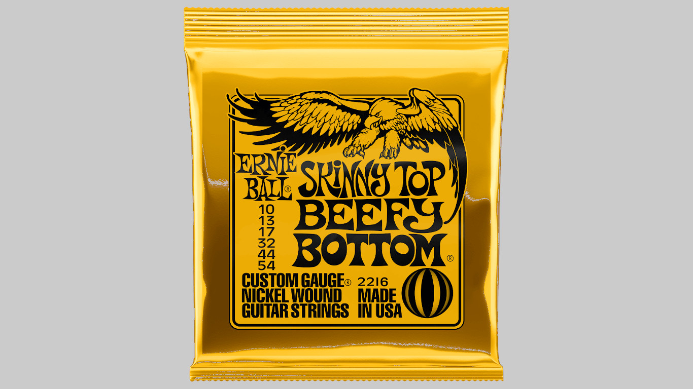 Ernie Ball Skinny Top Beefy Bottom