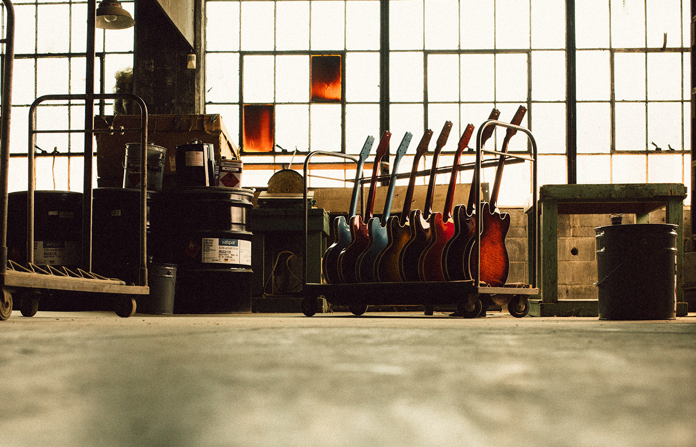 Heritage Guitars подала в суд на Gibson