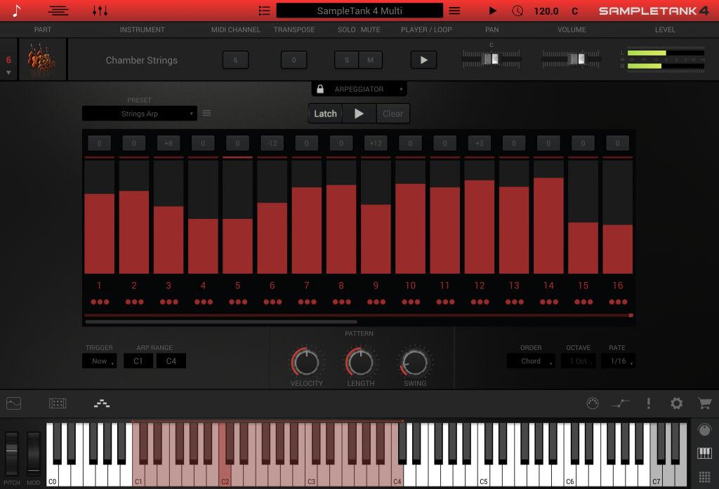 Бесплатный сэмплер IK Multimedia SampleTank 4 CS