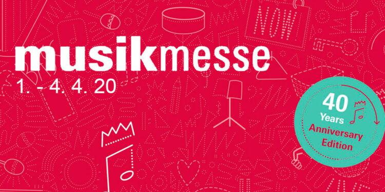 Выставка Musikmesse 2020 Frankfurt