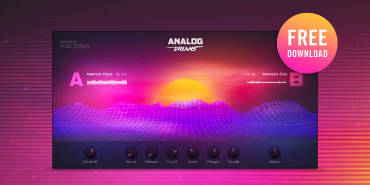 Native Instruments Analog Dreams бесплатно скачать