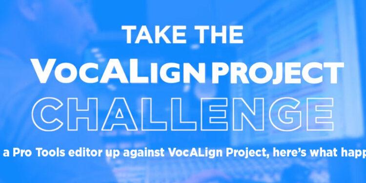 VocALign Project Challenge, Synchro Arts запустила челлендж для музыкантов: сможете выровнять и синхронизировать вокал быстрее чем плагин