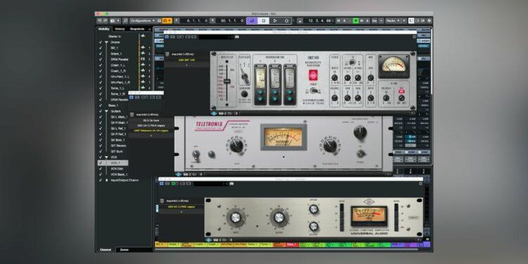 Бесплатный DSP-сервер для VST-плагинов AudioGridder