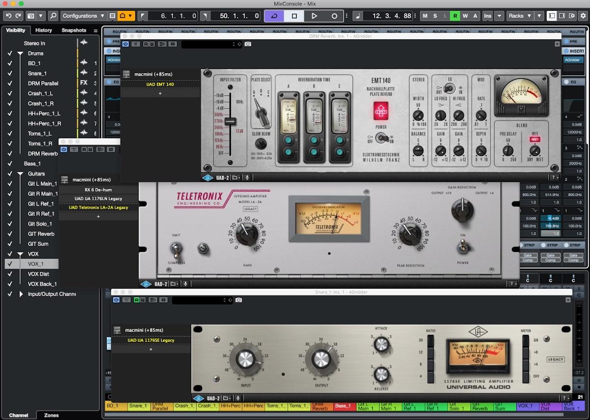 AudioGridder Plugin