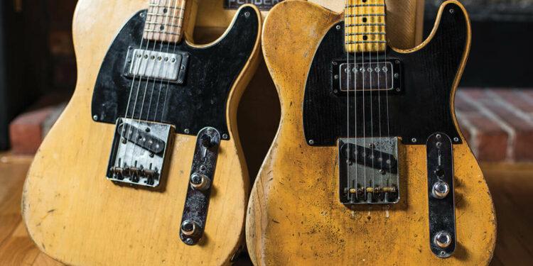 Fender прекращает производство гитар из ясеня