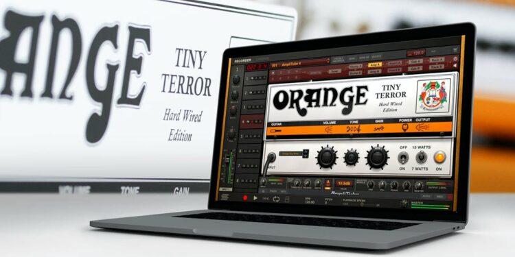 IK Multimedia AmpliTube Orange Tiny Terror Amp скачать бесплатно
