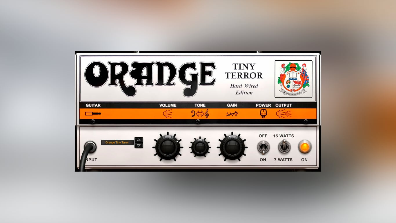 IK Multimedia AmpliTube Orange Tiny Terror Amp