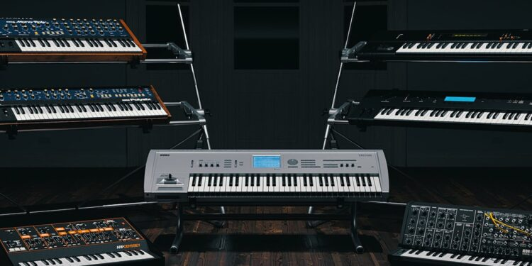 Набор синтезаторов Korg Collection 2