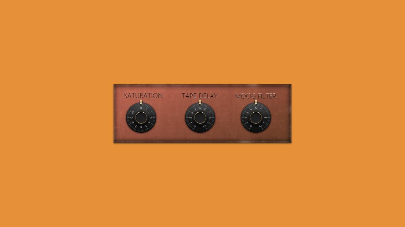 Arnsten Audio Satura - бесплатный сатуратор для Windows и Mac