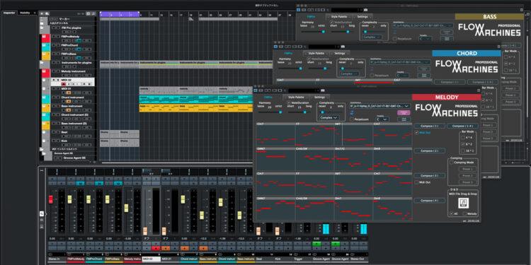 Sony создала плагин Flow Machines, сочиняющий музыку с помощью искусственного интеллекта