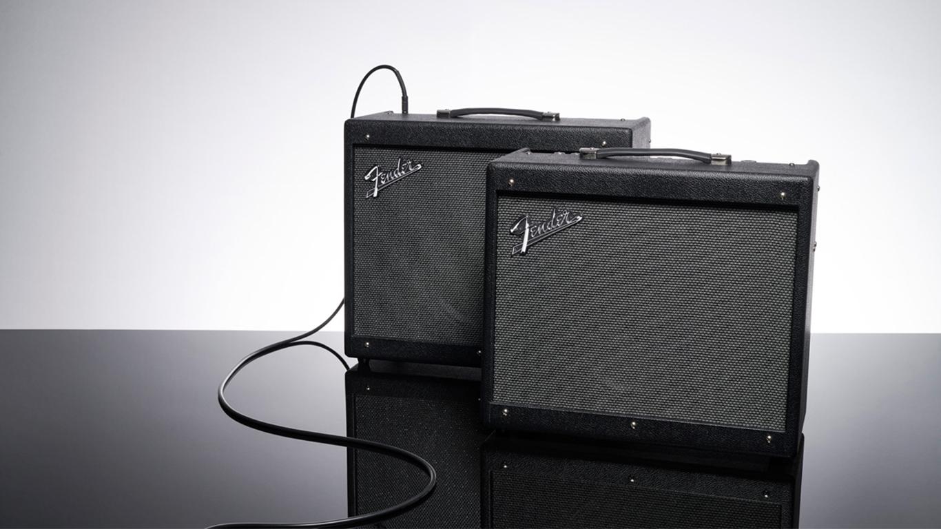 Fender Mustang GTX50 и GTX100