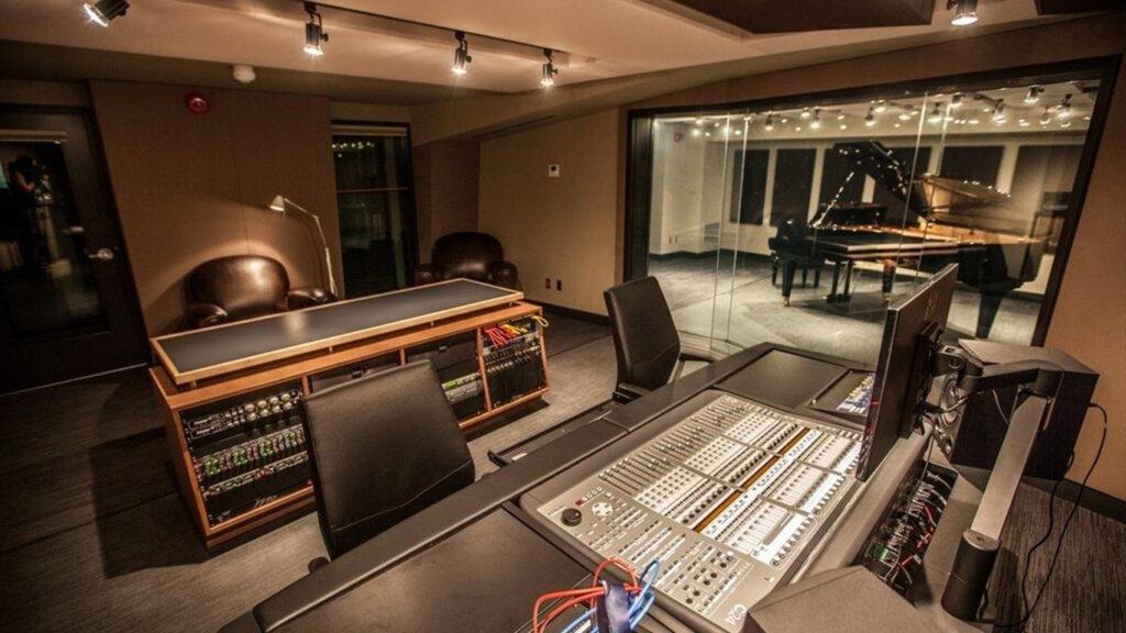 Merriam Productions Recording Studio