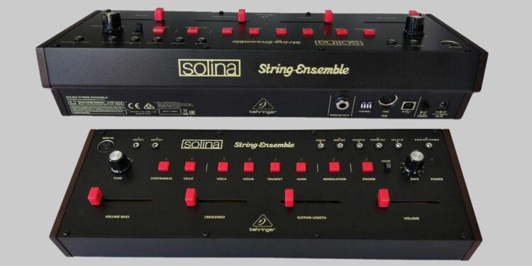 Прототип Behringer Solina