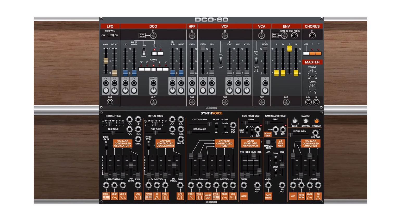 Cherry Audio Voltage Modular 2.0 DCO-60 SynthVoice