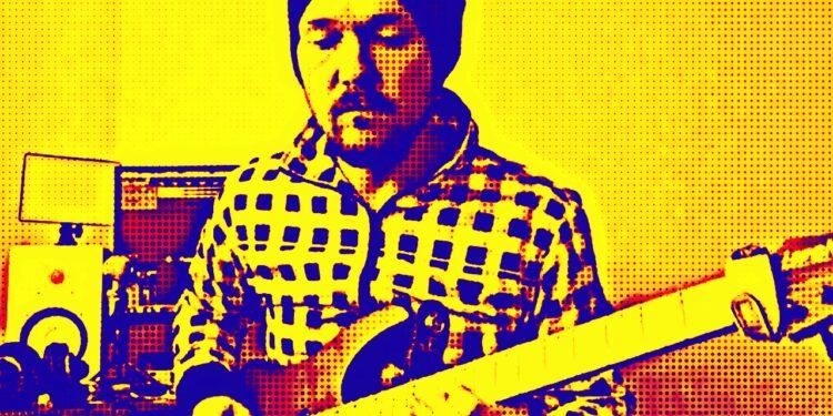 Умеет ли Фред гитарист играть на гитаре?
