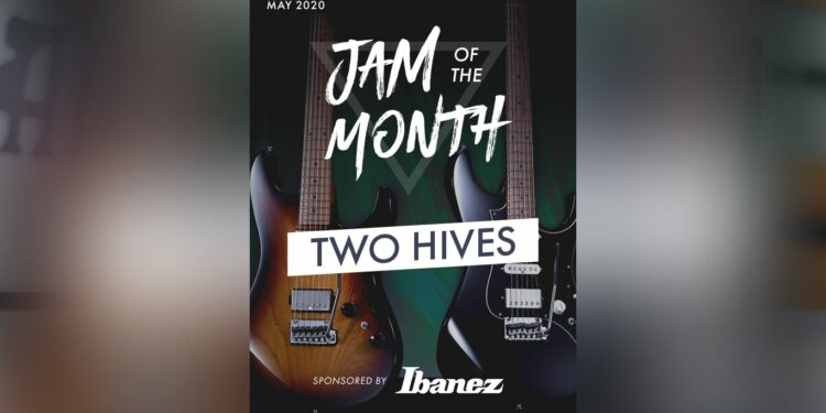 Конкурс для гитаристов Jam Of The Month MAY 2020