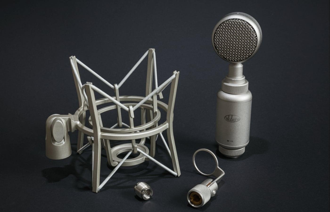 Микрофон OKTAVA MK-115