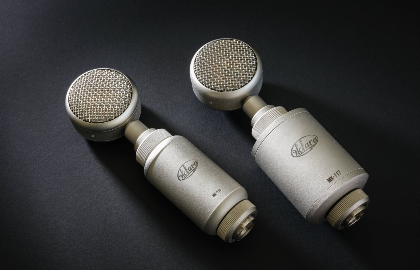 Микрофоны OKTAVA MK-115 OKTAVA MK-117