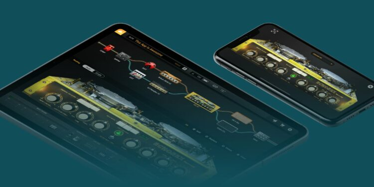 Positive Grid BIAS FX 2 Mobile iOS