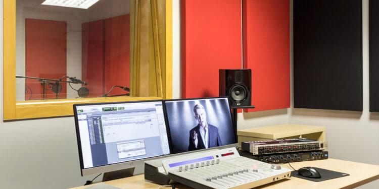 Студия звукозаписи в Болгарии Bark Media