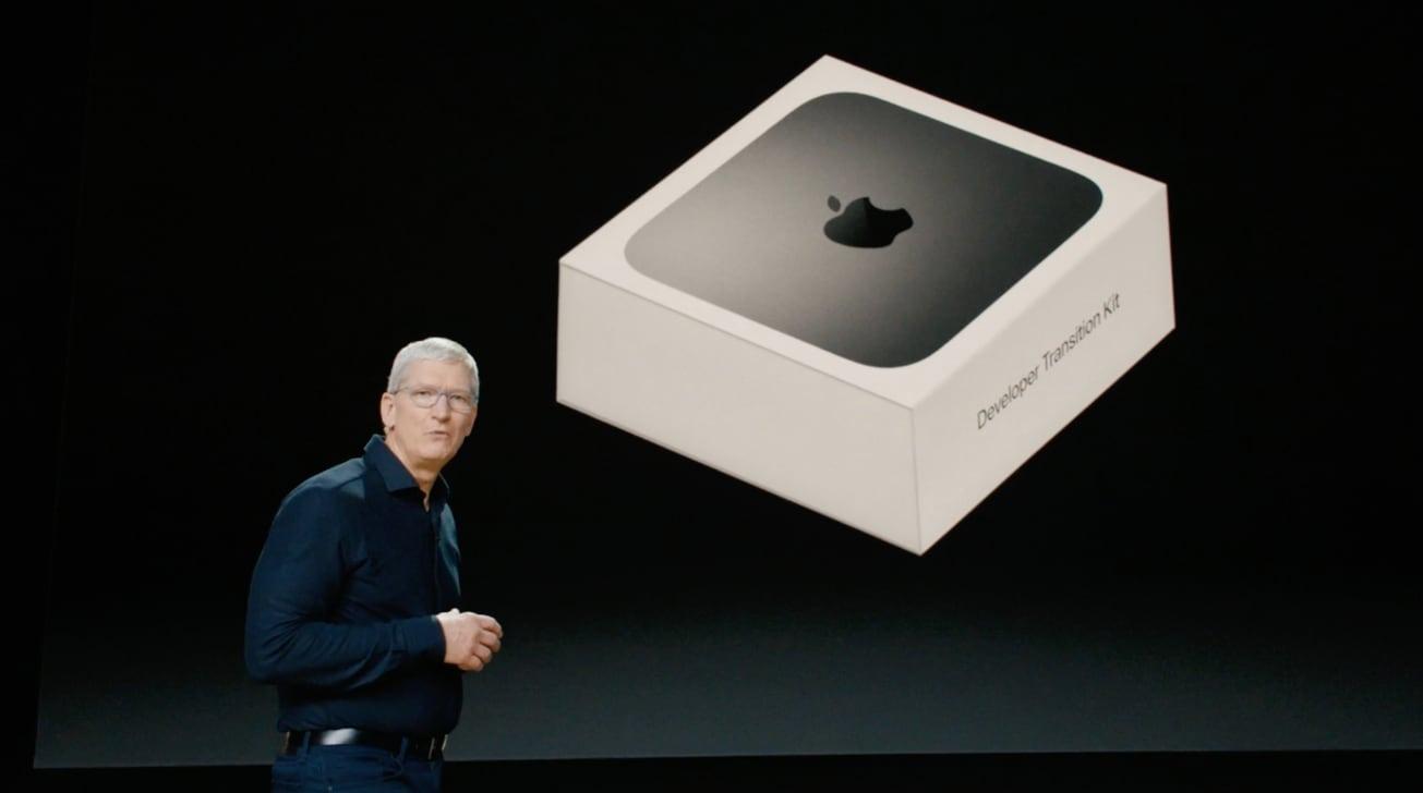 Процессоры Apple Silicon