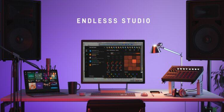Endlesss Studio Kickstarter Project