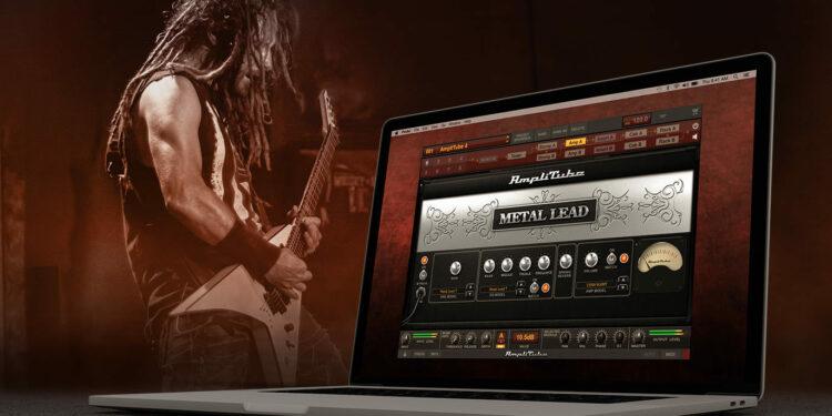 AmpliTube Metal скачать бесплатно до 15 июля 2020