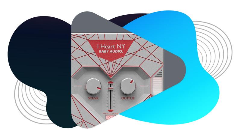 Компрессор Baby Audio I Heart NY скачать бесплатно