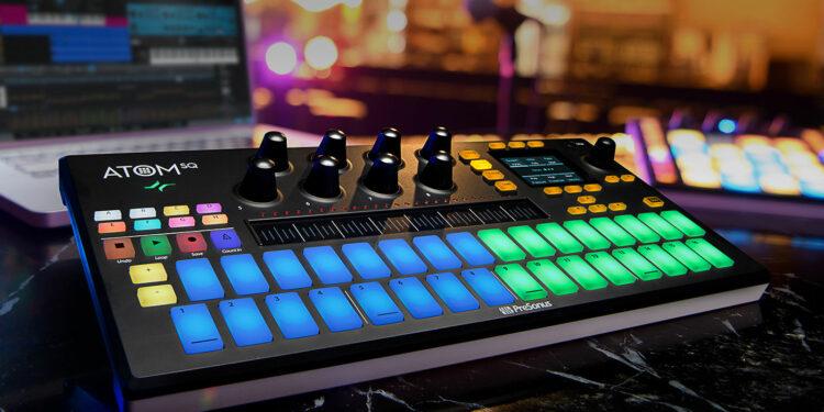 MIDI-контроллер PreSonus Atom SQ