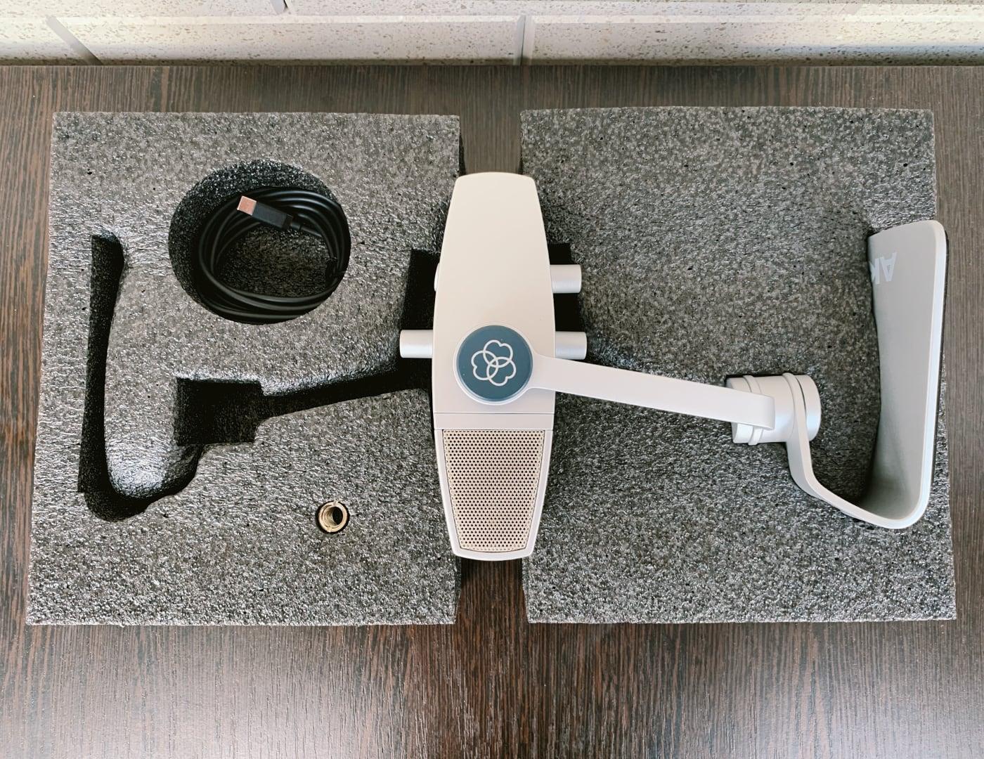 Комплект поставки AKG Lyra