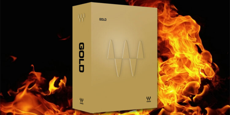 Waves Gold Bundle с большой скидкой