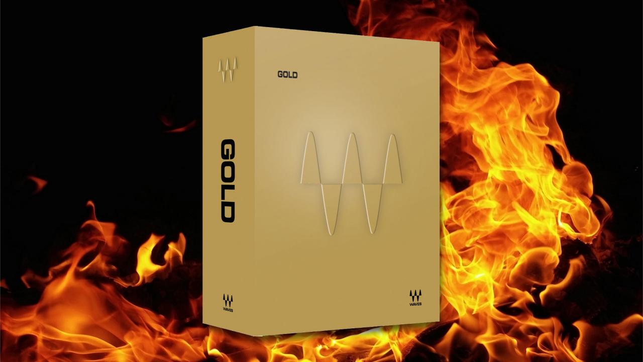 Набор Waves Gold Bundle из 42 плагинов временно подешевел с $799 до $149,99. Успейте купить!