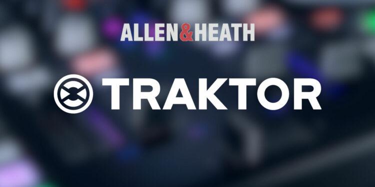 Allen & Heath покупает Traktor DJ