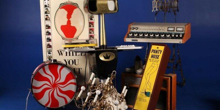 Аукцион оборудования Джека Уайта