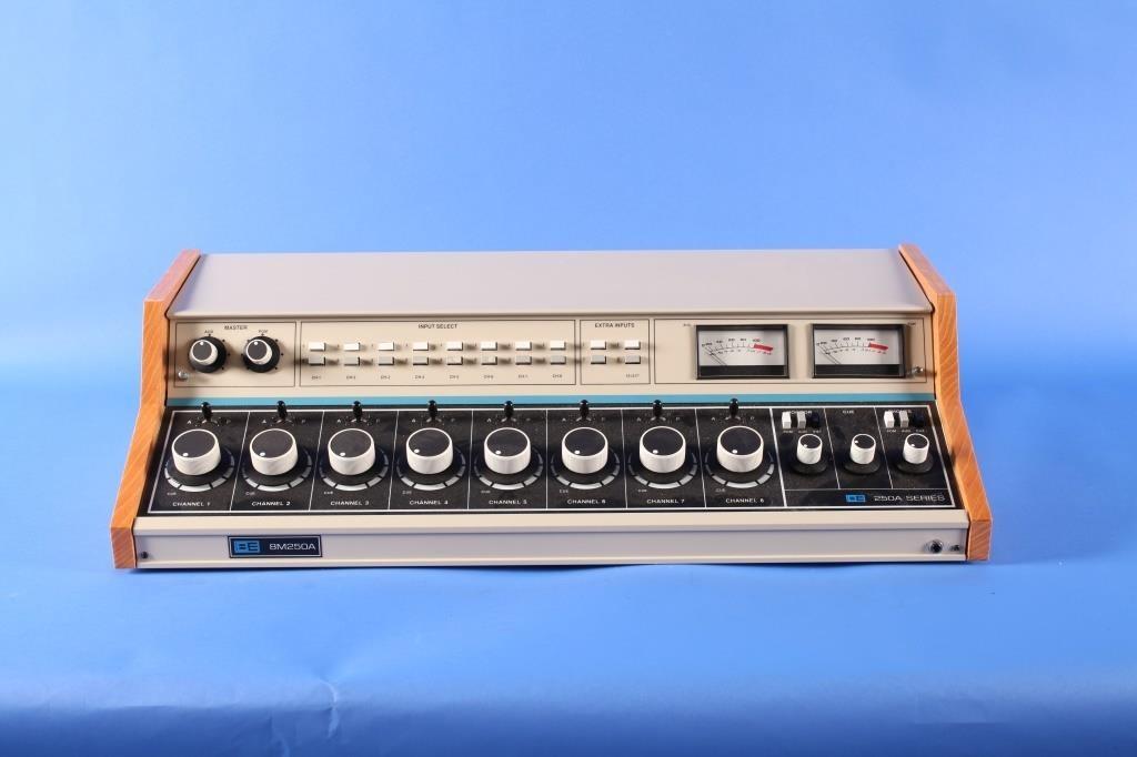 Консоль Broadcast Electronics 250A Mixing Console