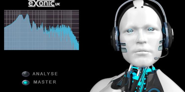 Exonic AI Master автоматический мастеринг