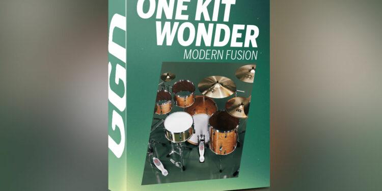 GetGood Drums GGD Modern Fusion