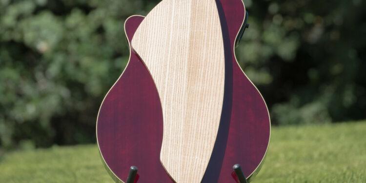 Нижняя дека для акустической гитары The TruTone