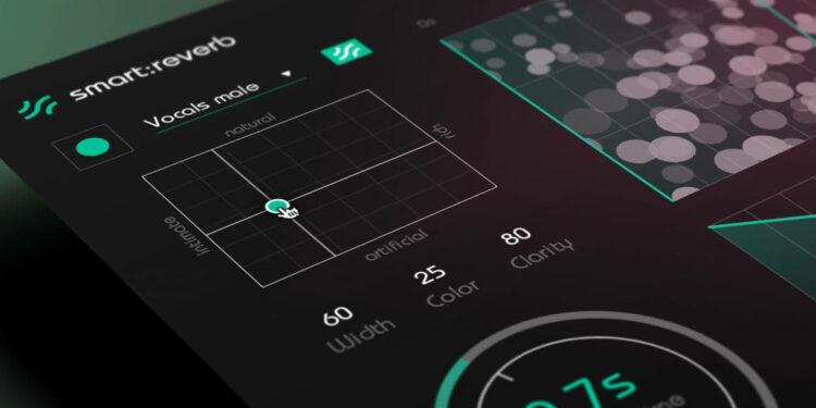 Ревербератор Sonible smart:reverb