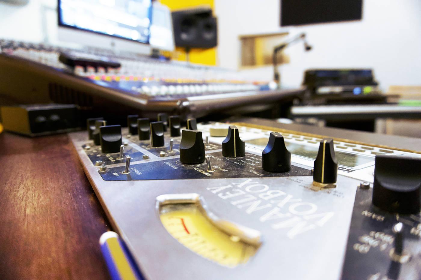 Студия Music Art Lab Studios Афины Греция