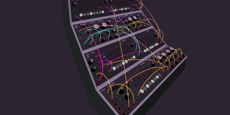 SynthVR синтезатор в виртуальной реальности