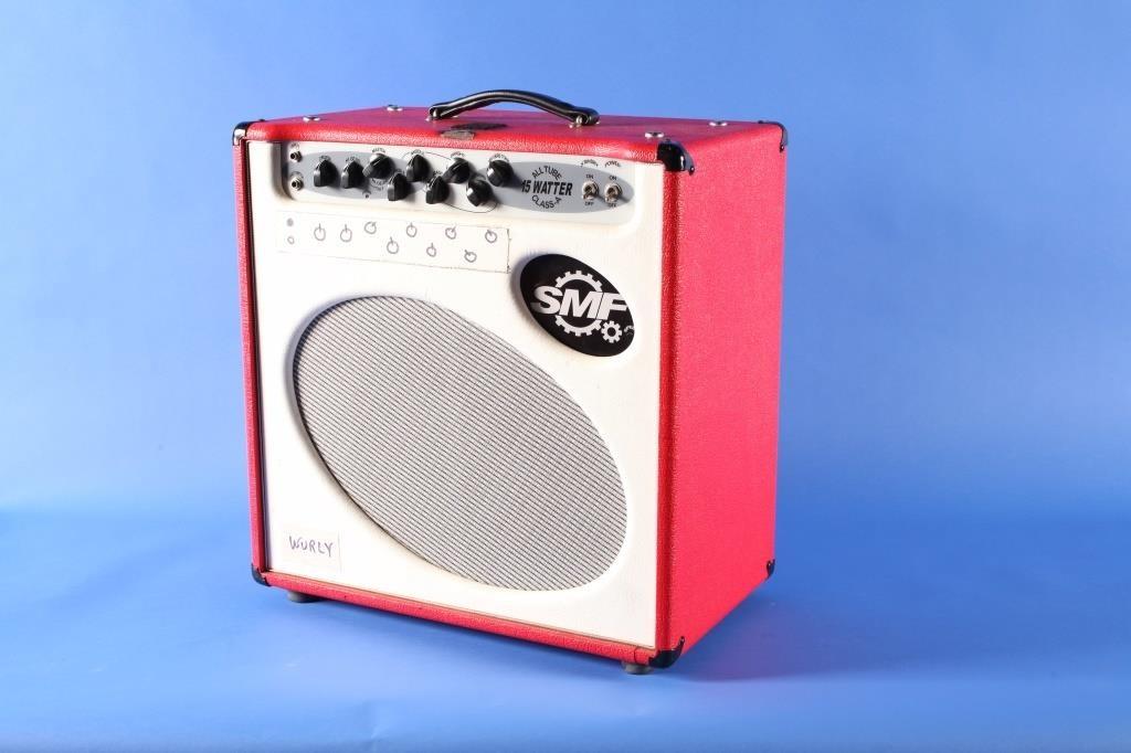 The White Stripes SMF 15-Watt Amplifier