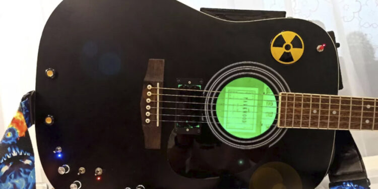 Crazy Guitar Rig 2.0