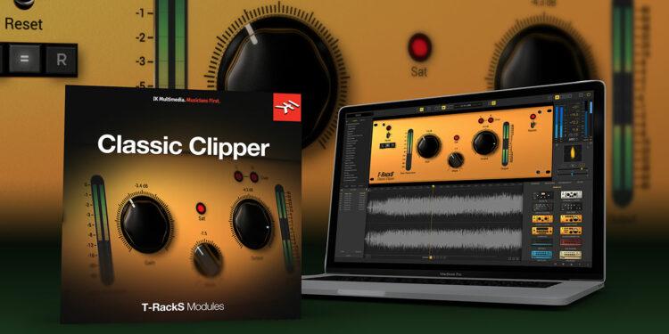 IK Multimedia Classic Clipper скачать бесплатно